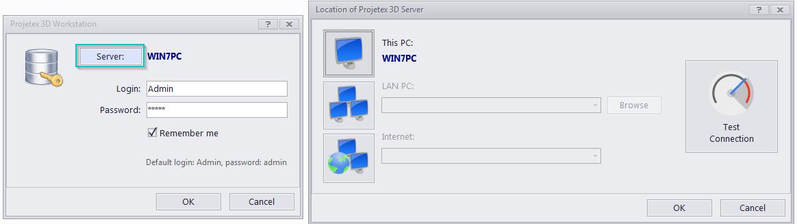 Server and Workstation on the same PC - Translation Management Tools